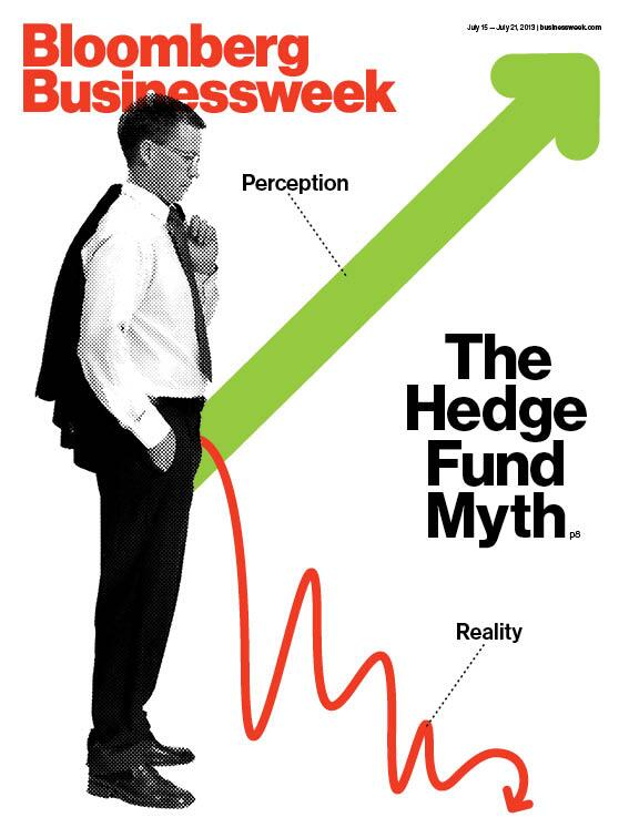 Bloomberg Hedge Fund Cover